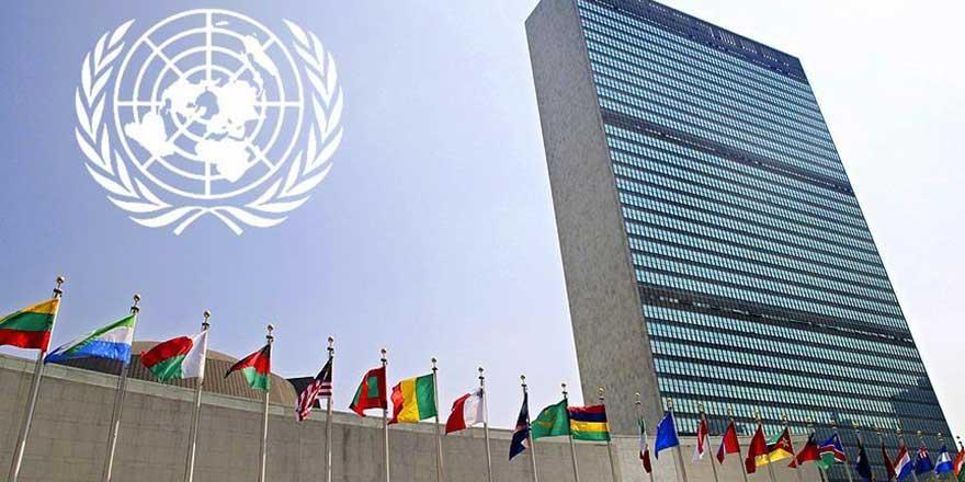 BM, Rakka'daki 400 bin sivilin güvenliğinden endişeli