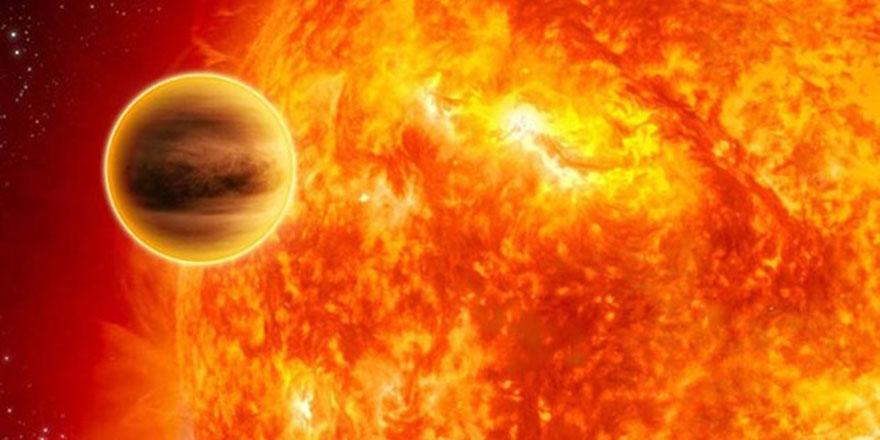 Güneş sistemi büyüdü!
