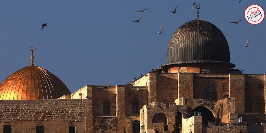 UNESCO'dan İsrail'e Mescid-i Aksa uyarısı