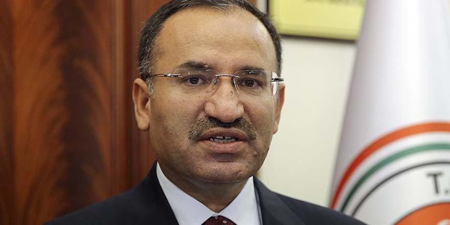 Bozdağ: Türkiye'de 2 bin 542 çocuk tutuklu ve hükümlü var