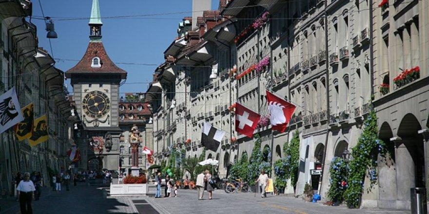 İsviçre'de yaklaşık 70 bin Türk yaşıyor