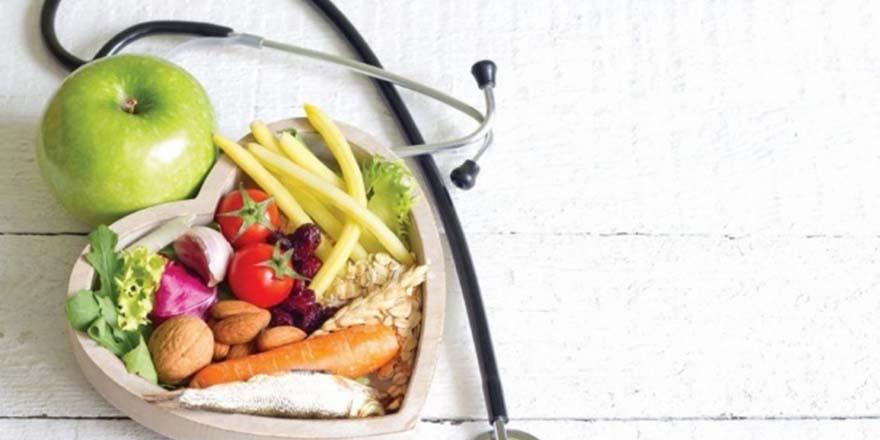 Doğru beslenmek sağlıklı yaşam sunuyor