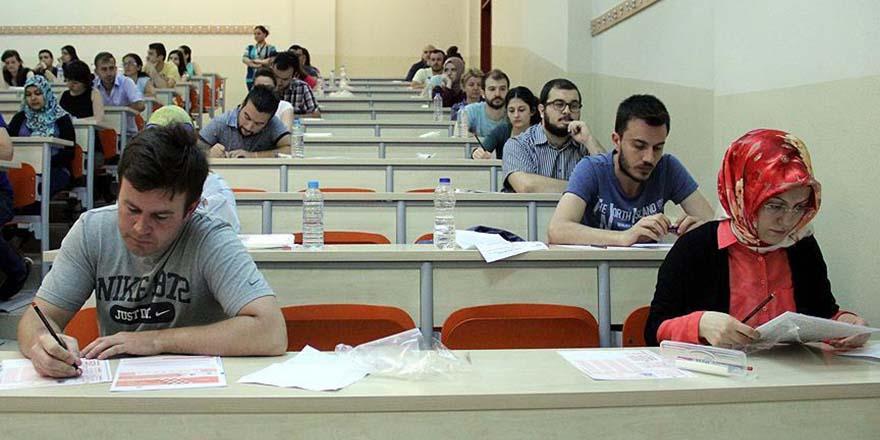 Ortaöğretim ve Önlisans KPSS sınav giriş yerleri belli oldu!