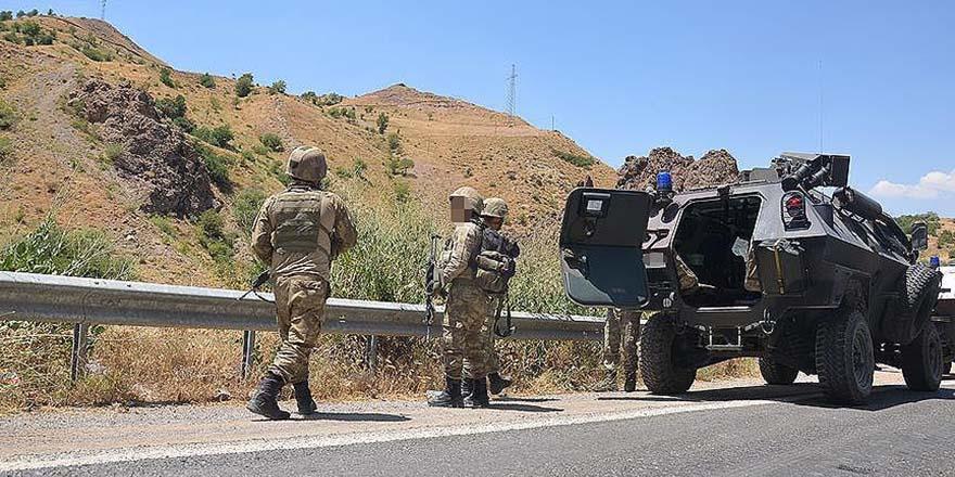 Kıran -2 Operasyonu kapsamında Mardin'de, PKK'ya büyük darbe