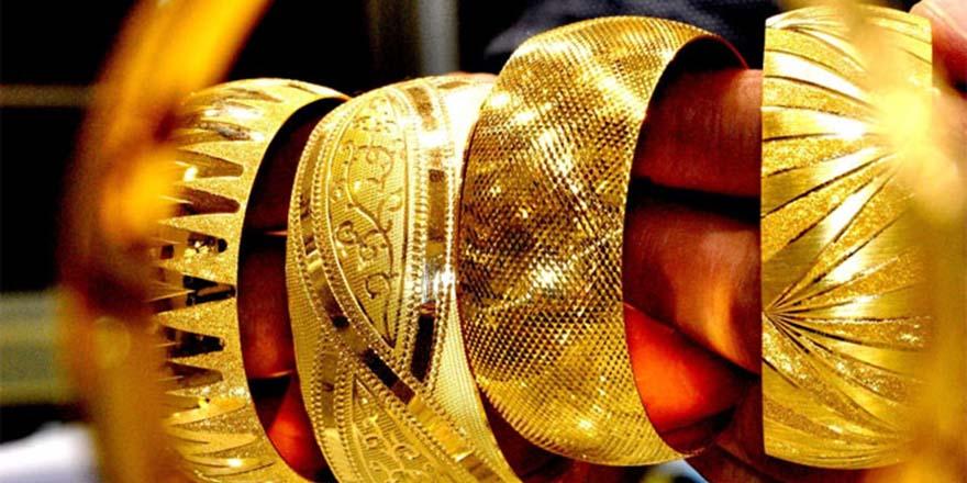 Altının gramı 6 haftadır üst üste değer kaybetti