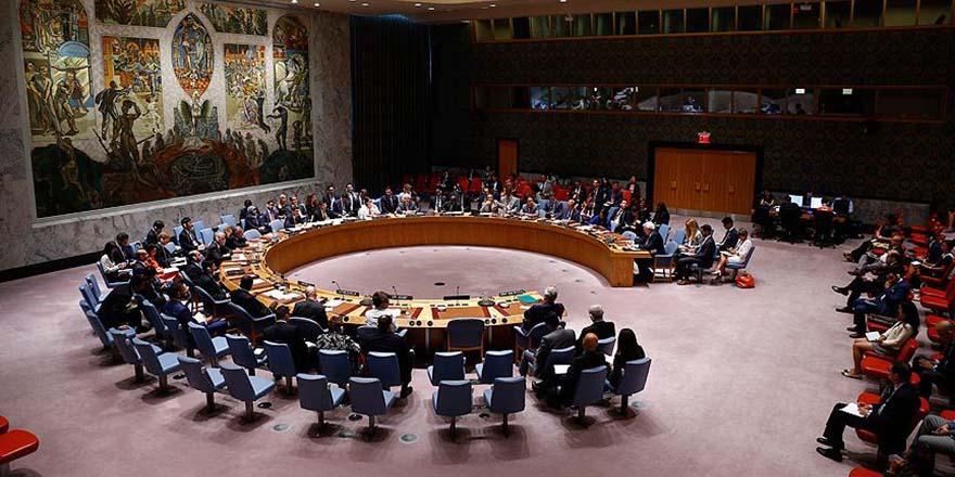 Amerika vurdu, Rusya BMGK'yı acil toplantıya çağırdı