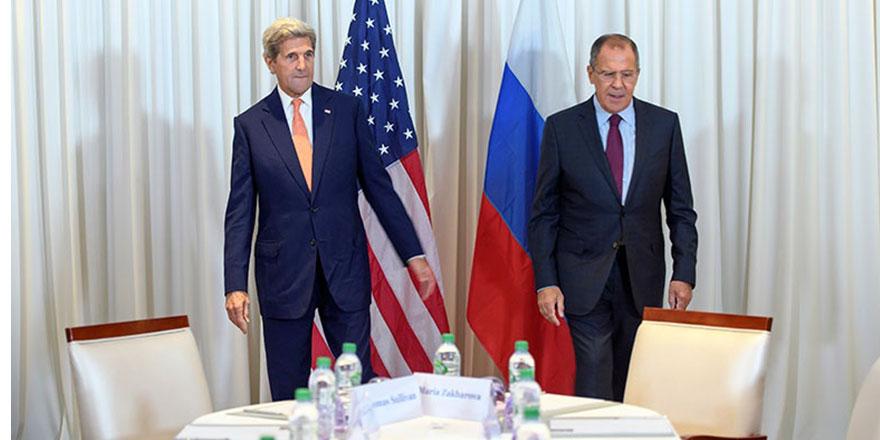 """Kerry: """"Dünyaya 'anlaşma var' diyemeyiz"""""""