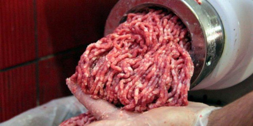 Kurben etini sebze ile tüketin
