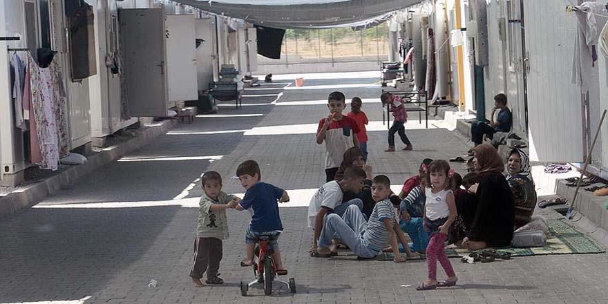 Sığınmacılar bir bayrama daha buruk giriyor