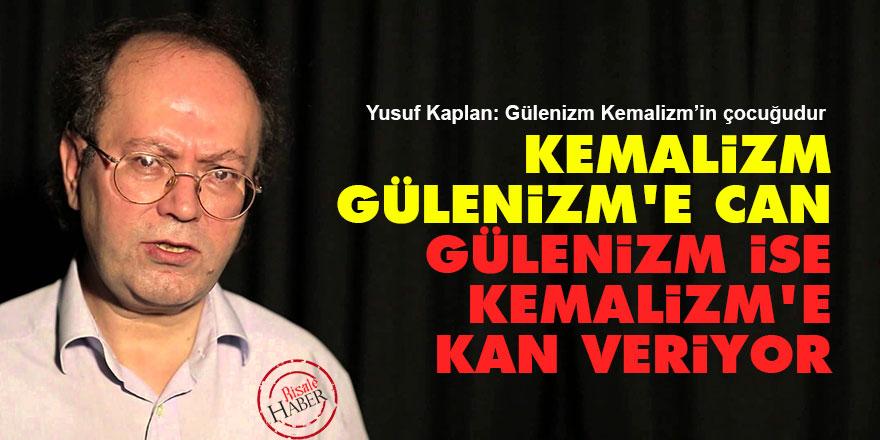 Kemalizm, Gülenizm'e can, Gülenizm ise, Kemalizm'e kan veriyor