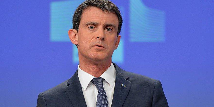 Fransa Başbakanı Valls: Terör saldırısı riski en yüksek seviyede