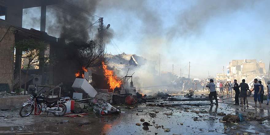 Suriye'de rejim güçlerinden bayram zulmü 10 ölü, 17 yaralı