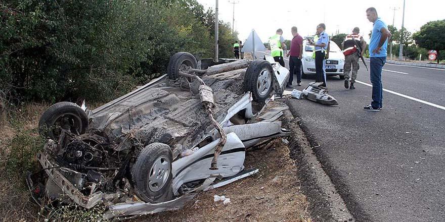 Kazaların yüzde 88,7'si sürücü kusurundan kaynaklanıyor