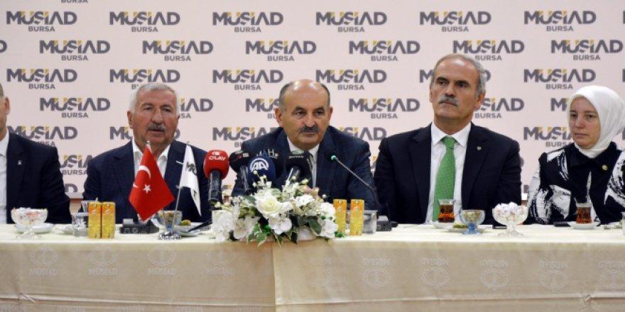 Bakan Müezzinoğlu'ndan promosyon açıklaması