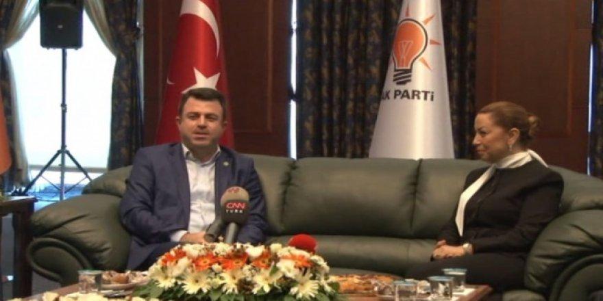AK Partili Çalık'tan tüm terör örgütleriyle mücadele mesajı