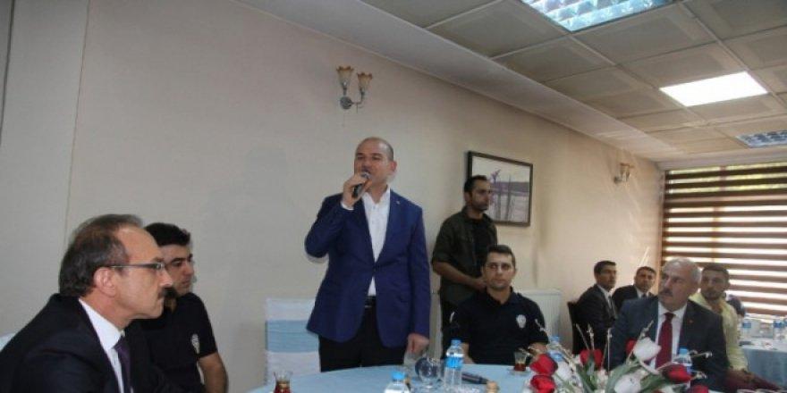 Bakan Soylu'dan 28 belediye açıklaması