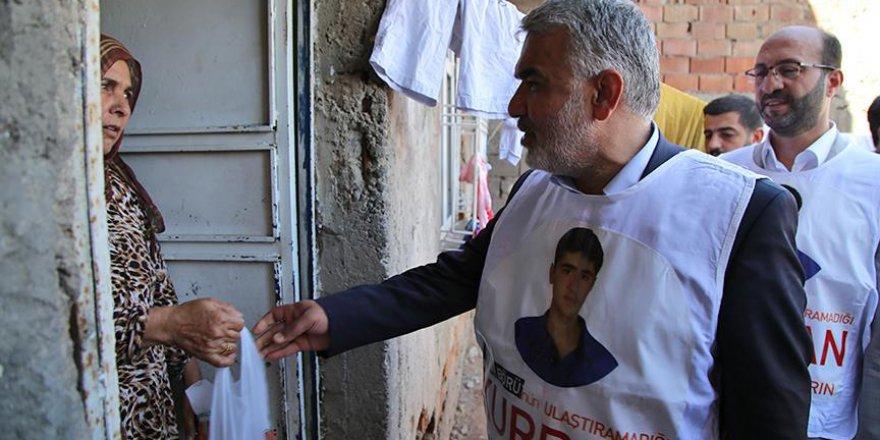 'Yasin'ler kurban dağıtmaya devam ediyor'
