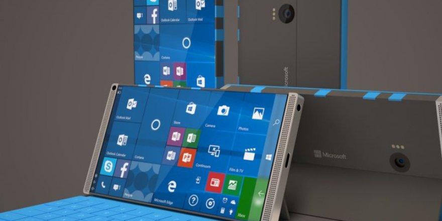 Microsoft tekrar akıllı telefon üretecek mi?