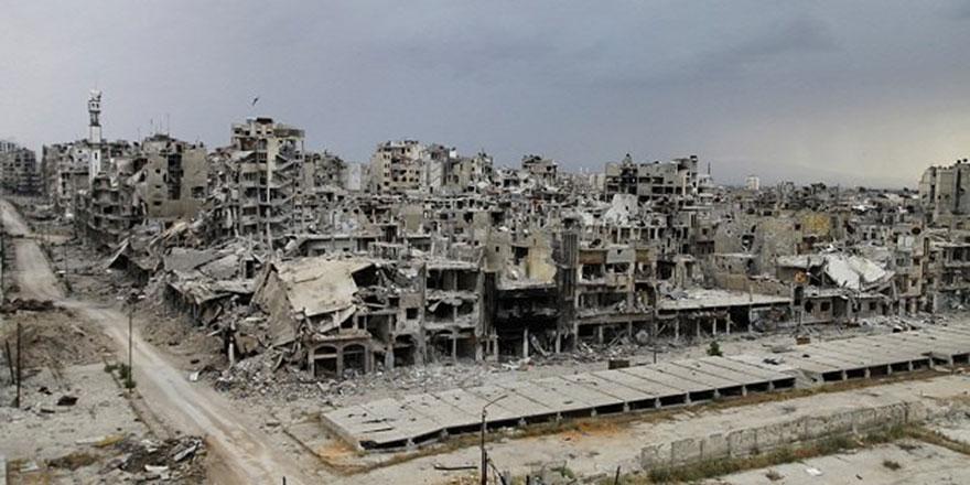 Suriye'de can kaybı 300 bini aştı
