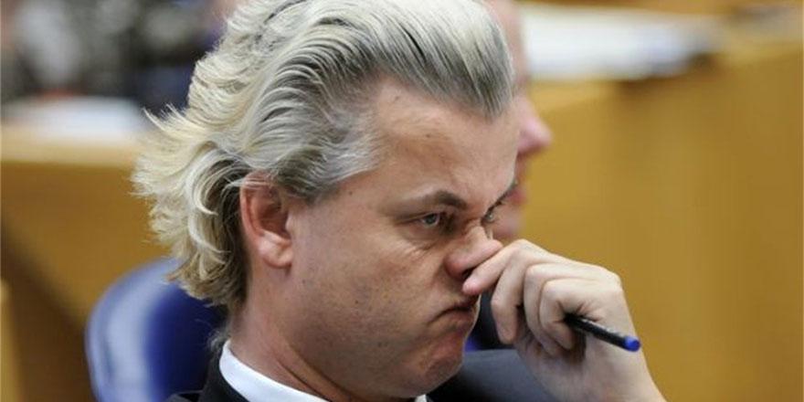 İslam düşmanı Wilders: 15 Temmuz'un başarısız olmasına üzüldüm