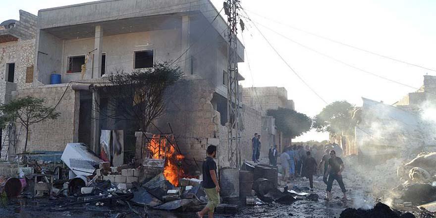 Zalim Esed ve destekçileri ateşkesi 28 defa ihlal etti'
