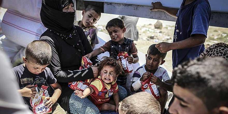Türkiye, sığınmacı konusunda dünyada birinci