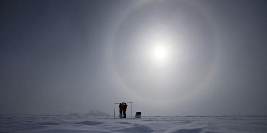 Ozon tabakasından sevindirici haber