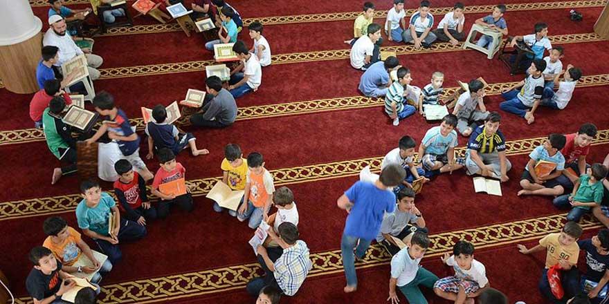 Kur'an kursları 90 bin camide 25 Haziran'da açılıyor