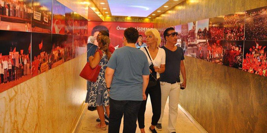 Zonguldak'taki sergiyi 20 günde 25 bin kişi ziyaret etti