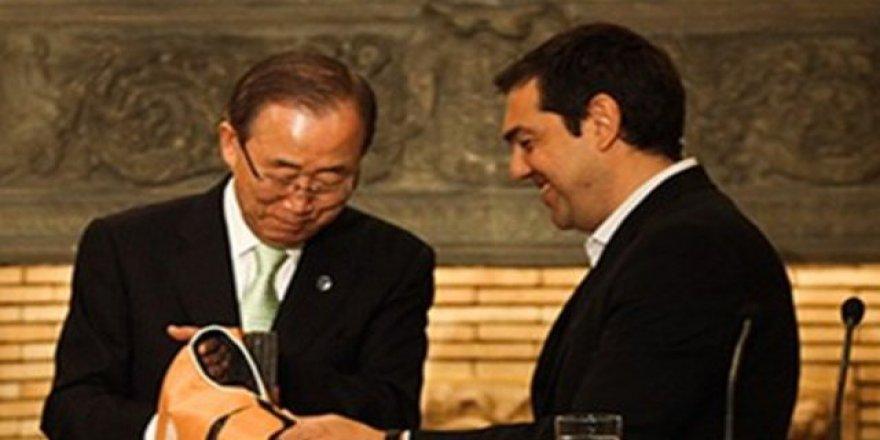 Rumlardan BM'ye küstah Türkiye teklifi