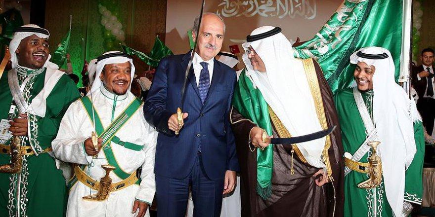 Kurtulmuş: Suudi Arabistan Türkiye dostluğu kıyamete kadar sürsün