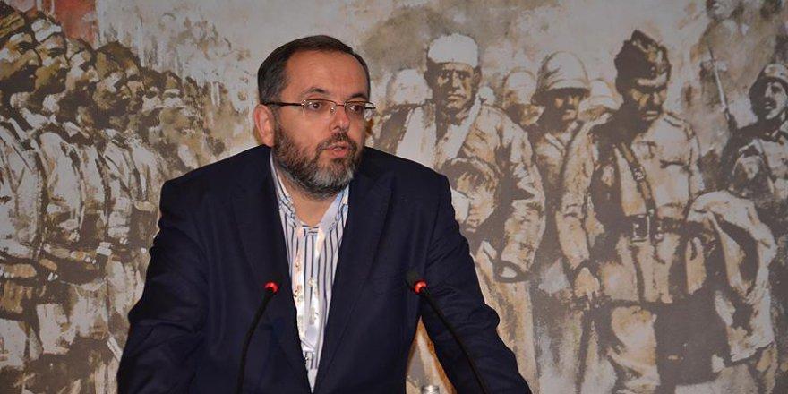 Prof. Dr. Afyoncu'dan 'FETÖ' uyarısı