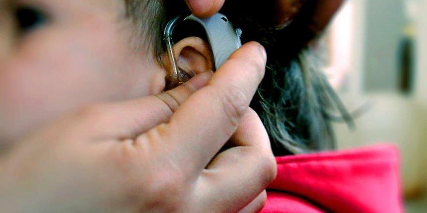 'Çocuklarda enfeksiyon işitme kaybına yol açabilir'