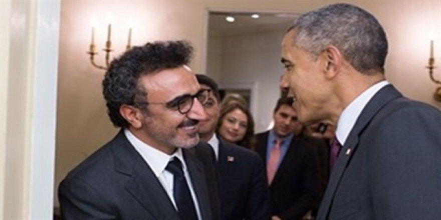 Obama ile mülteciler için buluştu