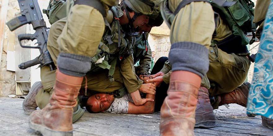 Filistin zulmünde İsrail'in yeni planı