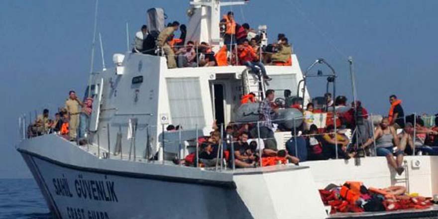 Sayılarla zalimin zulmünden kaçan mültecilerin durumu