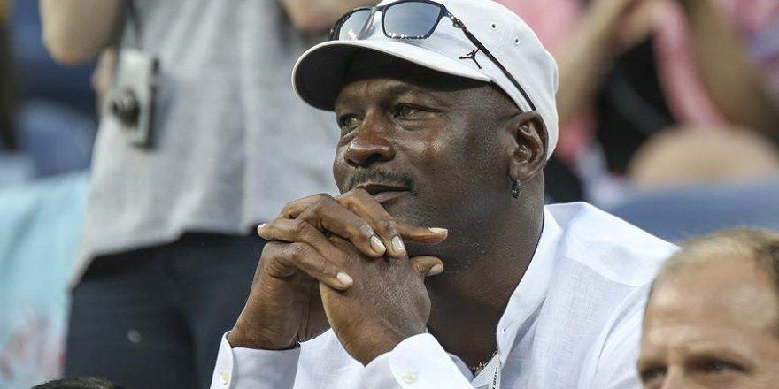 Michael Jordan'dan protesto açıklaması