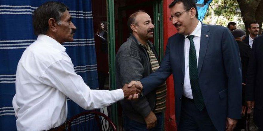Gümrük ve Ticaret Bakanı Bülent Tüfenkci Malatya'da konuştu
