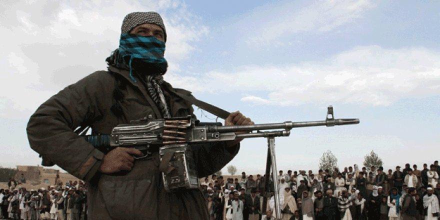 'Afganistan'ın yüzde 10'u Taliban kontrolünde'