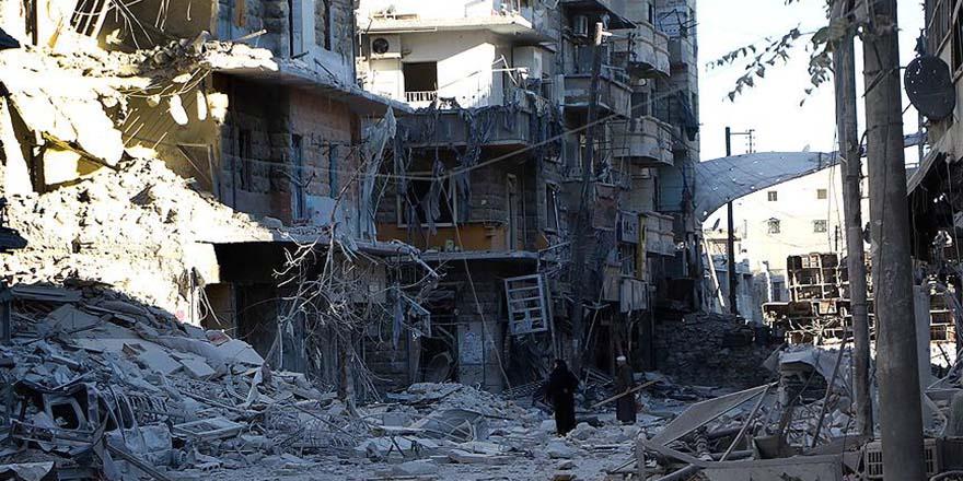 Esed rejimi ve Rus ordusunun saldırıları sivilleri hedef alıyor