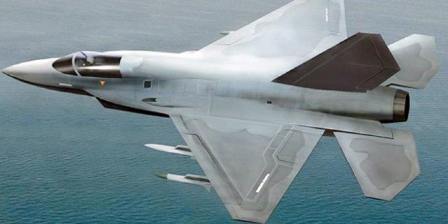 Savaş uçağı projesi yakında