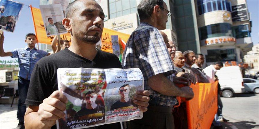 Filistinliler cenazelerini istiyor