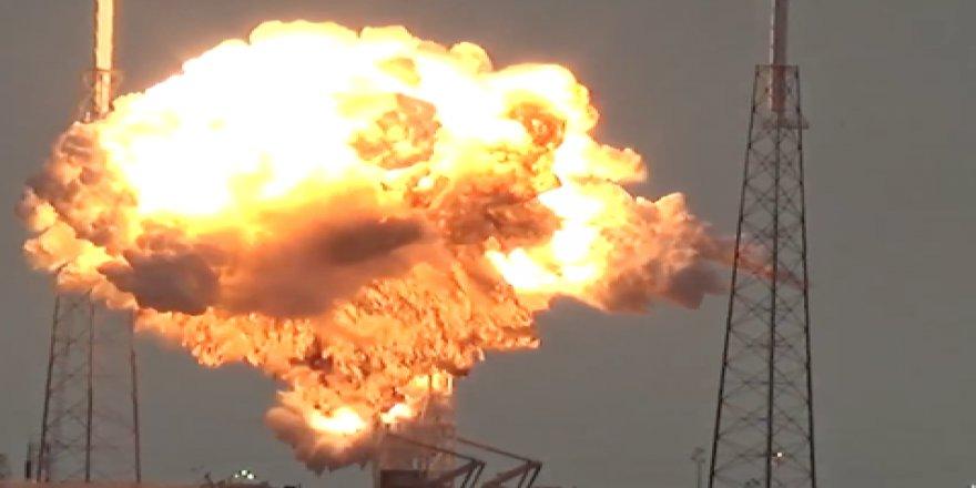 SpaceX roketinin patlama nedeni bulundu