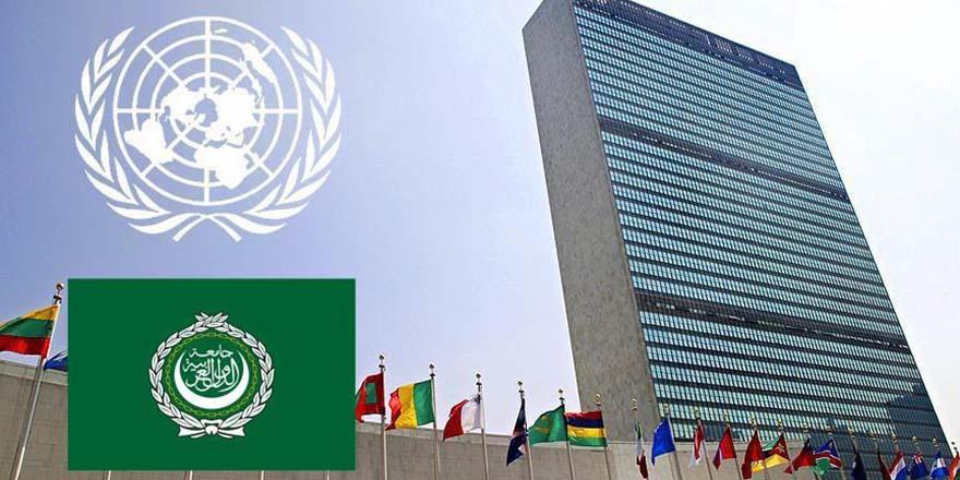 Arap Birliği ile BM arasında Ortadoğu krizini çözmek için anlaşma