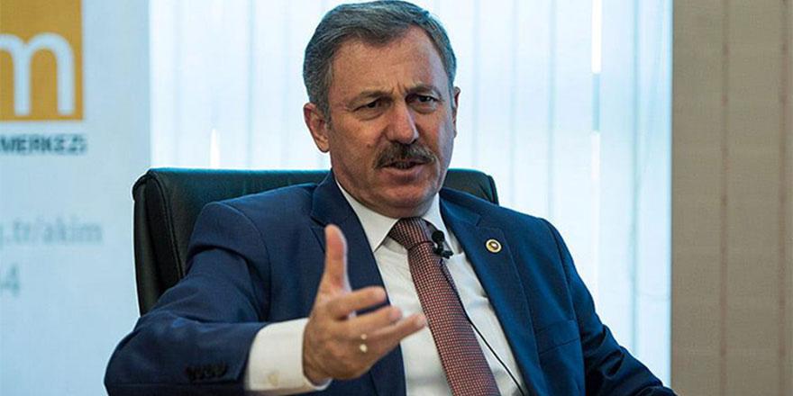 AK Parti'li Özdağ: Türkiye'de Cemaatler de tarikatlar da olacaktır
