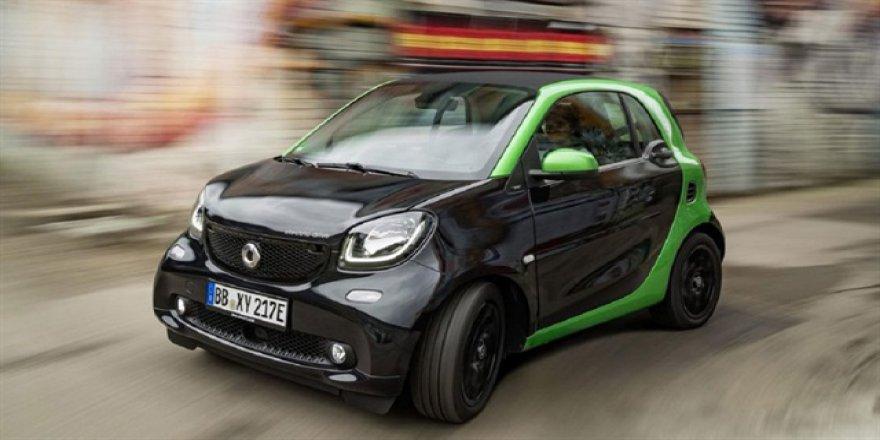 Smart, elektrikli otomobil üretiyor