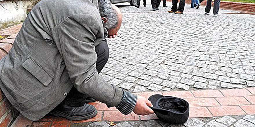 Türkiye'de dilencilere yılda verilen toplam para belli oldu