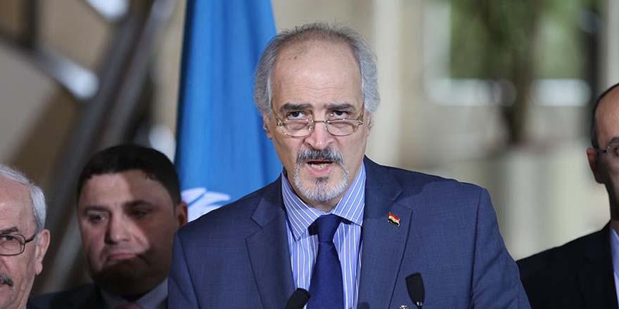 Katledilen insanlar için rejim temsilcisinden mide bulandırıcı tepki