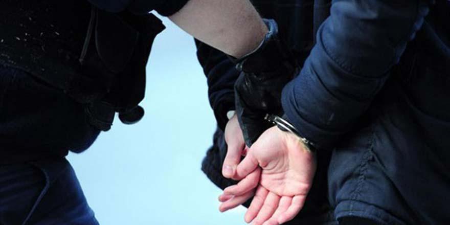 """FETÖ'nün sözde """"Çanakkale sorumlusu"""" tutuklandı"""