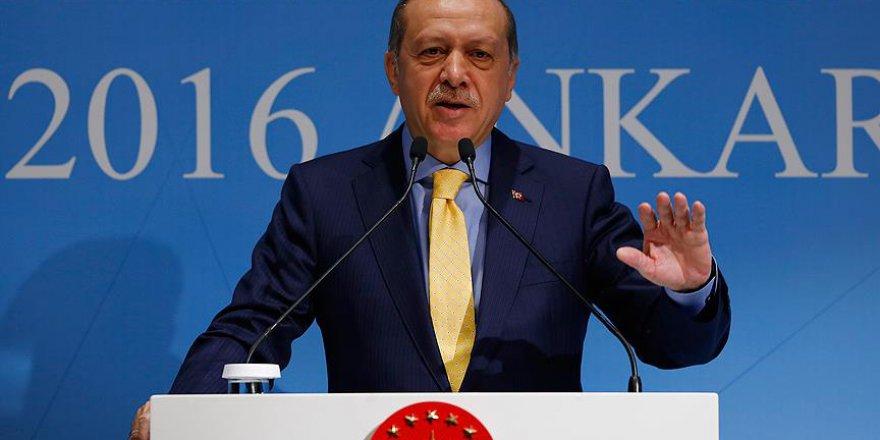 Erdoğan: 15 Temmuz yeni nesil bir terör eylemidir